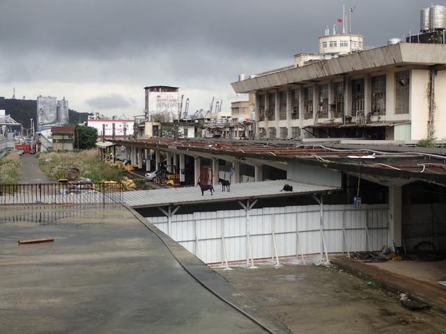 PB266232.JPG - 舊  基隆火車站  拆除期間