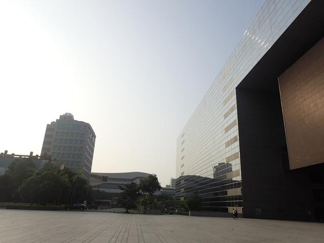 P5127474.JPG - 台中  新市政大樓  晨光