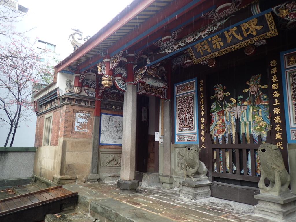 新埔  陳氏家廟:P3099507.JPG