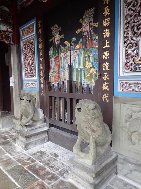 P3099564.JPG - 新埔  陳氏家廟