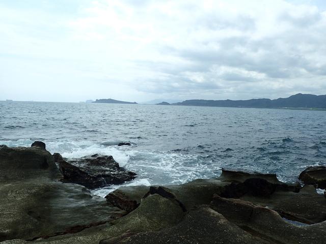 P5056606.JPG - 金山  燭臺雙ˊ峙 神秘海岸