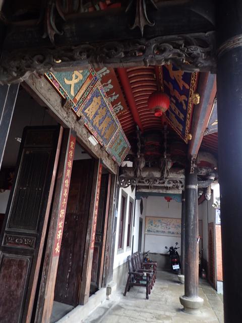 P3099716.JPG - 新埔  劉氏家廟