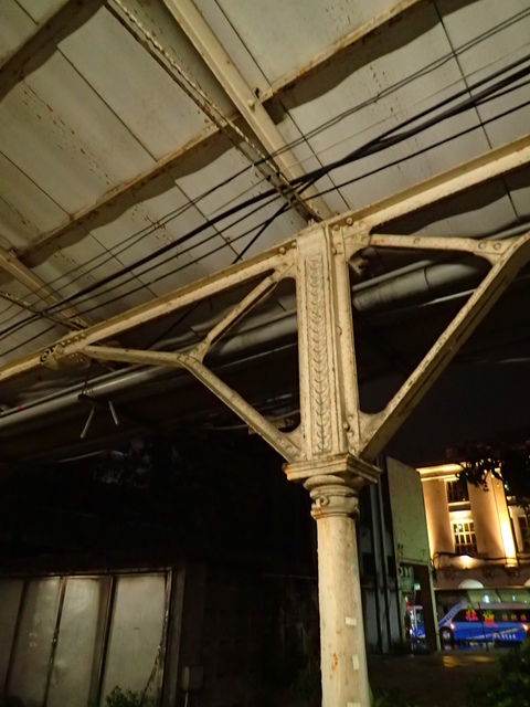 P9258634.JPG - 舊  基隆火車站  拆除期間