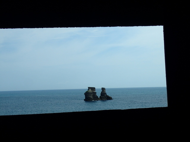 P5056572.JPG - 金山  燭臺雙ˊ峙 神秘海岸