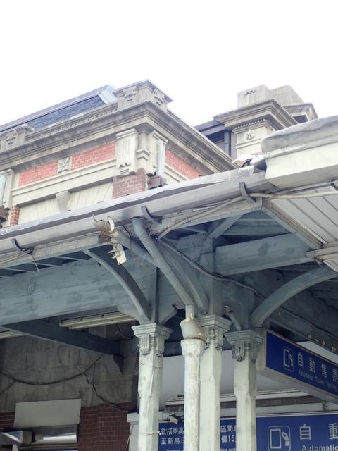 P6261110.JPG - 台中  舊火車站  建築巡禮