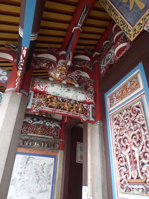 P3099580.JPG - 新埔  陳氏家廟