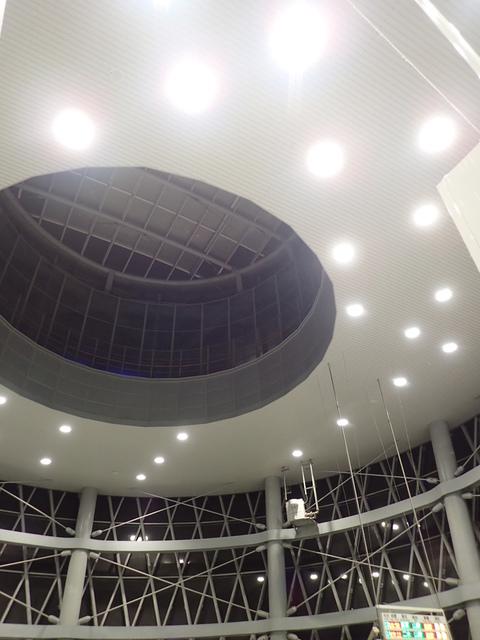 P9258620.JPG - 基隆  新火車站 夜景色