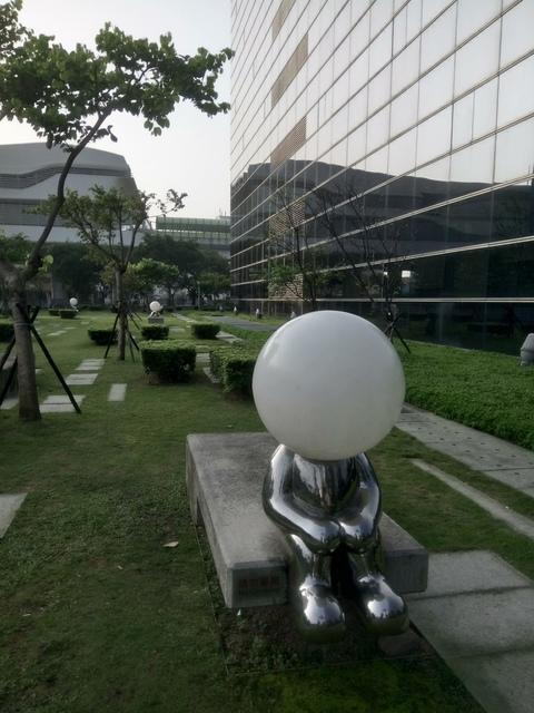DSC_1342.JPG - 台中  新市政大樓  晨光