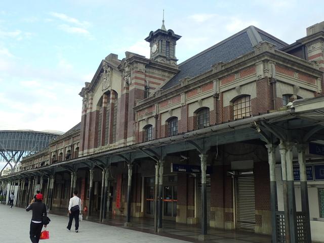 P6261102.JPG - 台中  舊火車站  建築巡禮