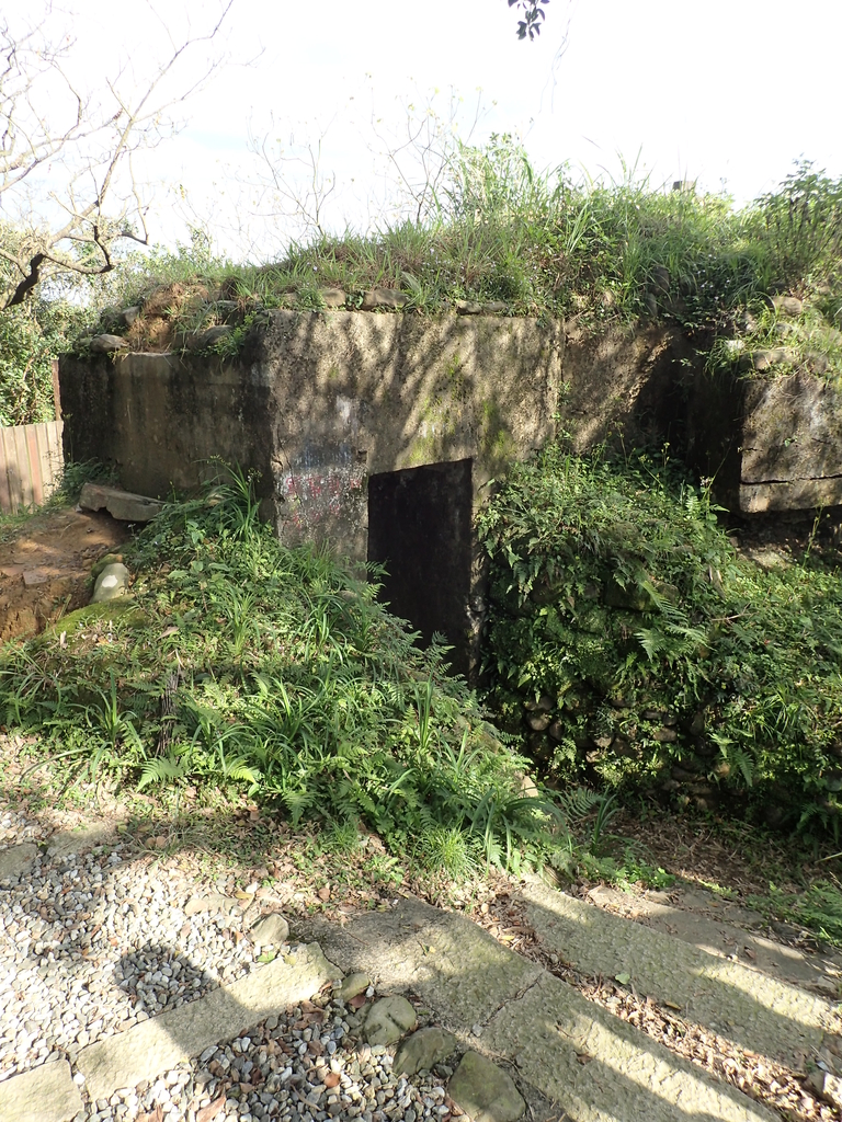 再訪  基隆  獅球嶺砲台:
