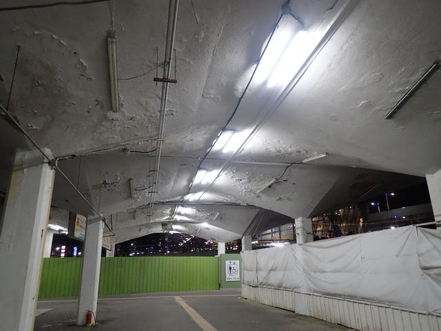 P9258624.JPG - 舊  基隆火車站  拆除期間
