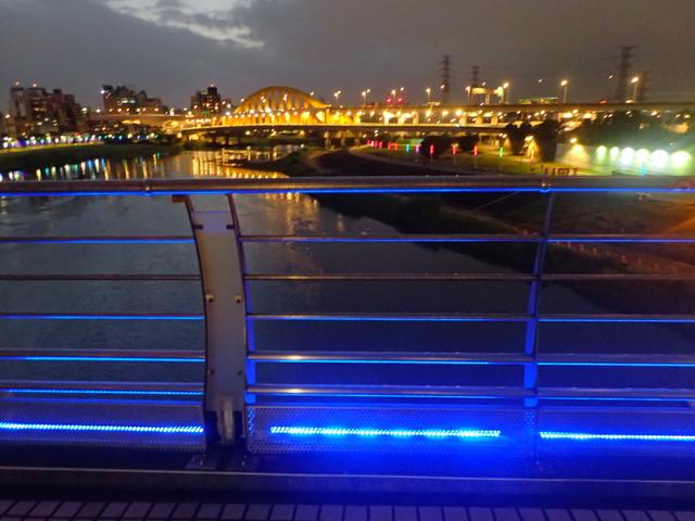 P1264316.JPG - 松山  彩虹橋之夜