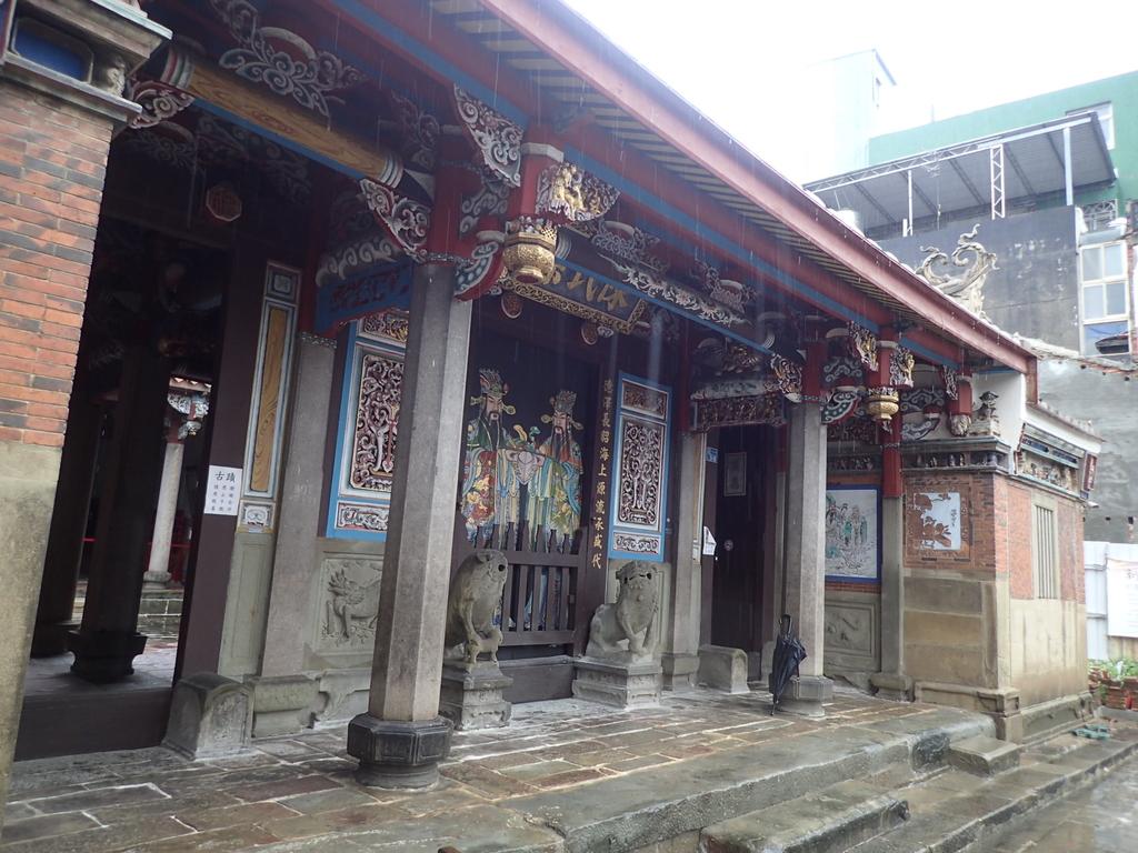 新埔  陳氏家廟:P3099533.JPG