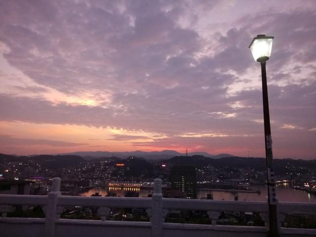 DSC_8189.JPG - 基羅  中正公園  夕照