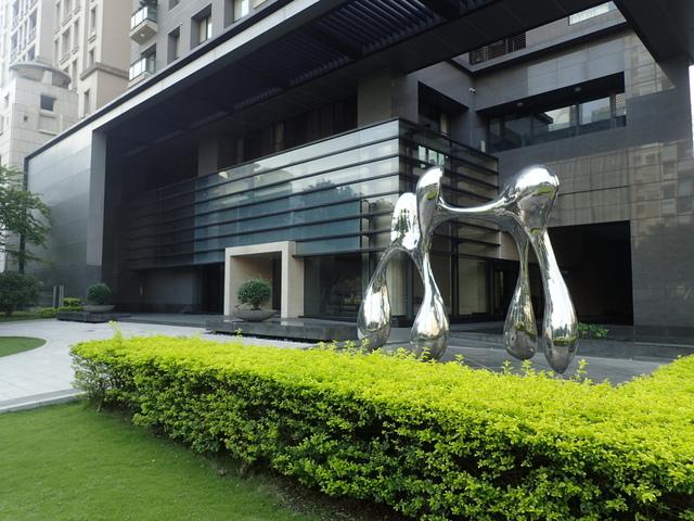 P5127496.JPG - 台中  新市政大樓  晨光