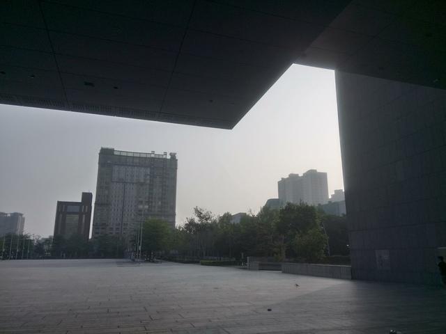 DSC_1341.JPG - 台中  新市政大樓  晨光