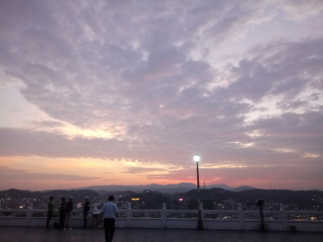 DSC_8187.JPG - 基羅  中正公園  夕照