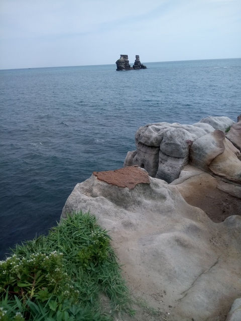 DSC_1120.JPG - 金山  燭臺雙ˊ峙 神秘海岸