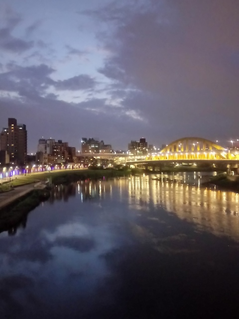 DSC_3528.JPG - 松山  彩虹橋之夜