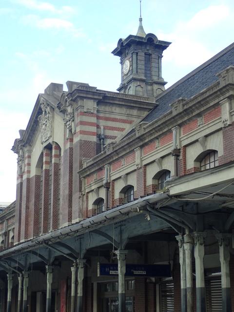 P6261098.JPG - 台中  舊火車站  建築巡禮
