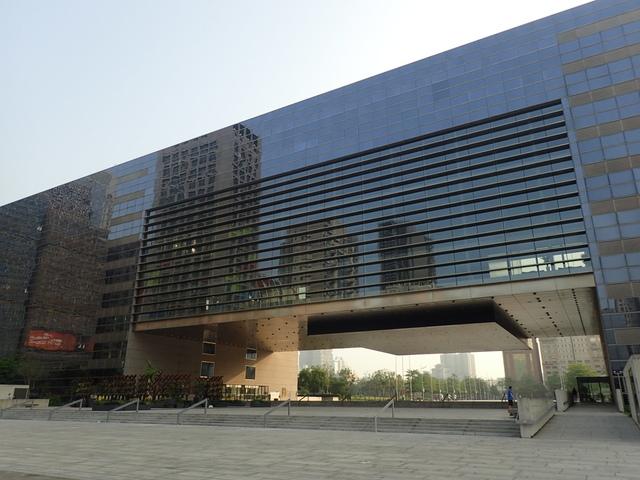 P5127436.JPG - 台中  新市政大樓  晨光