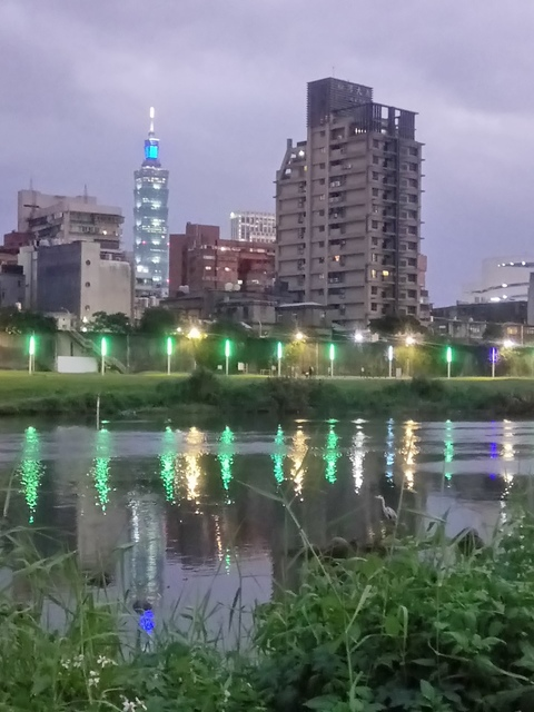 DSC_3517.JPG - 松山  彩虹橋之夜