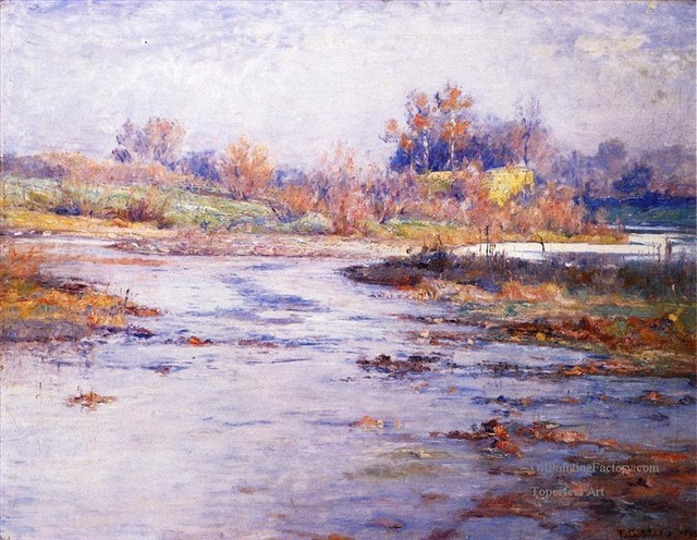 3-Mysterious-Impressionist-Indiana-landscapes-Theodore-Clement-Steele.jpg - Theodore  Clement