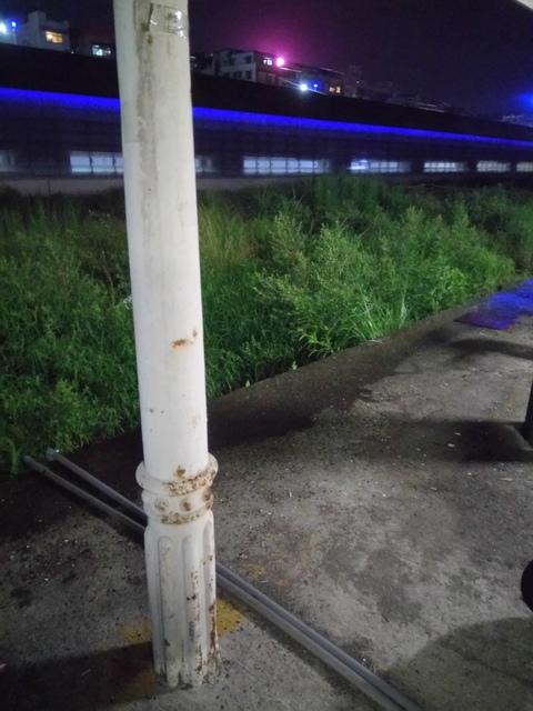 DSC_7086.JPG - 舊  基隆火車站  拆除期間