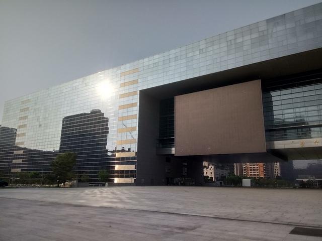 DSC_1345.JPG - 台中  新市政大樓  晨光