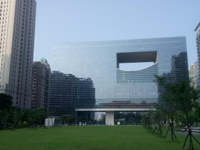 DSC_1349.JPG - 台中  新市政大樓  晨光