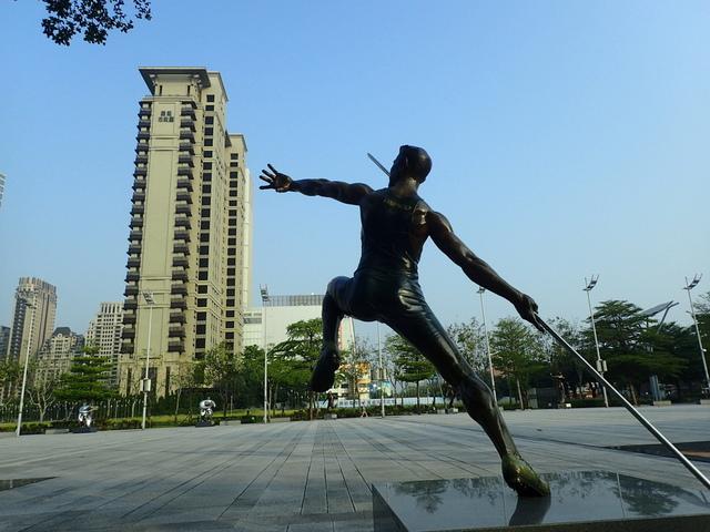 P5127452.JPG - 台中  新市政大樓  晨光