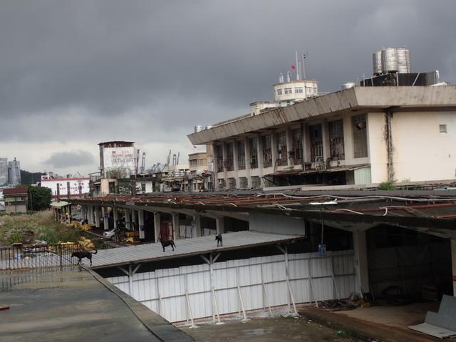 PB266235.JPG - 舊  基隆火車站  拆除期間