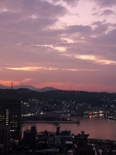 DSC_8200.JPG - 基羅  中正公園  夕照
