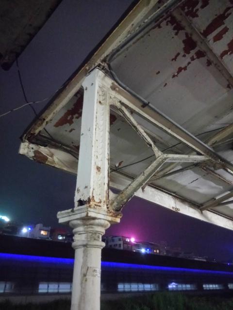 DSC_7085.JPG - 舊  基隆火車站  拆除期間