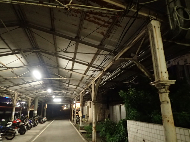 P9258631.JPG - 舊  基隆火車站  拆除期間
