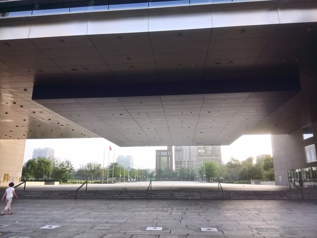 DSC_1340.JPG - 台中  新市政大樓  晨光