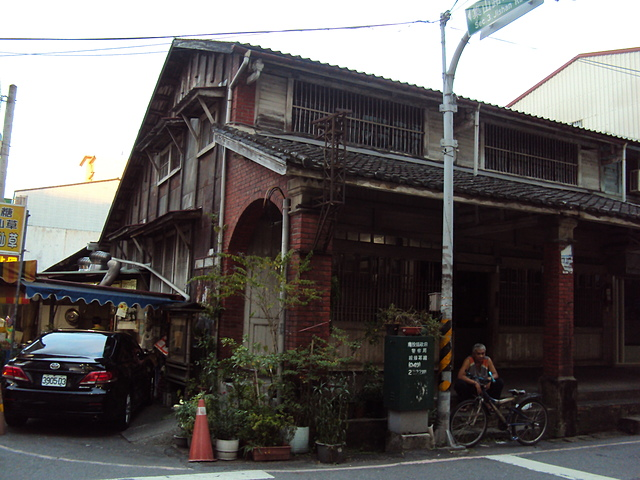 DSC07918.JPG - 向晚  林圮埔老街