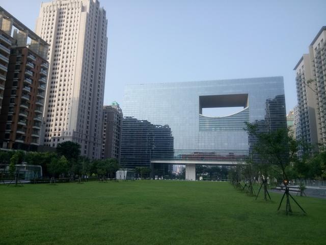 DSC_1348.JPG - 台中  新市政大樓  晨光