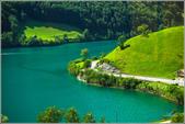 瑞士黃金列車Golden Pass由盧森Luzern開到茵特拉根Interlaken:20130619081.jpg