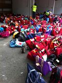 20140420第二屆集集盃森林隧道路跑:好多行李