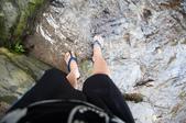 20140713南投中坑瀑布、九份二山:水好冰涼