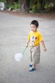 20140413惠蓀林場外看螢火蟲:弟弟帶奶油去哪