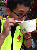 20140420第二屆集集盃森林隧道路跑:好多的冰豆花可吃