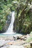 20140713南投中坑瀑布、九份二山:另一邊的小瀑布
