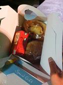20140420第二屆集集盃森林隧道路跑:餐盒