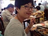 20140416魚兒生日慶豐牛排:呼呼