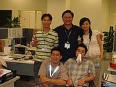 林口同事:Chris farewell on May 31'07