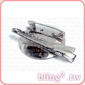 晶鑽飾品—造型好搭檔:多用底座 DIY材料