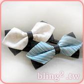 晶鑽飾品—造型領結:晶鑽飾品—造型領結