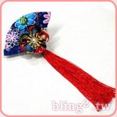 晶鑽飾品—日本舞飾品:晶鑽飾品—和服頭飾(日本舞浴衣藝妓)